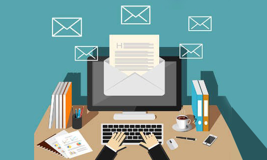 making own list of email marketing