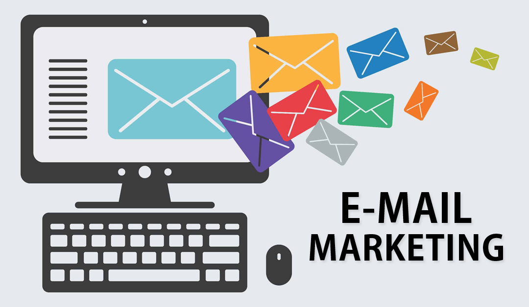 e-mail marketing sending mail to customers